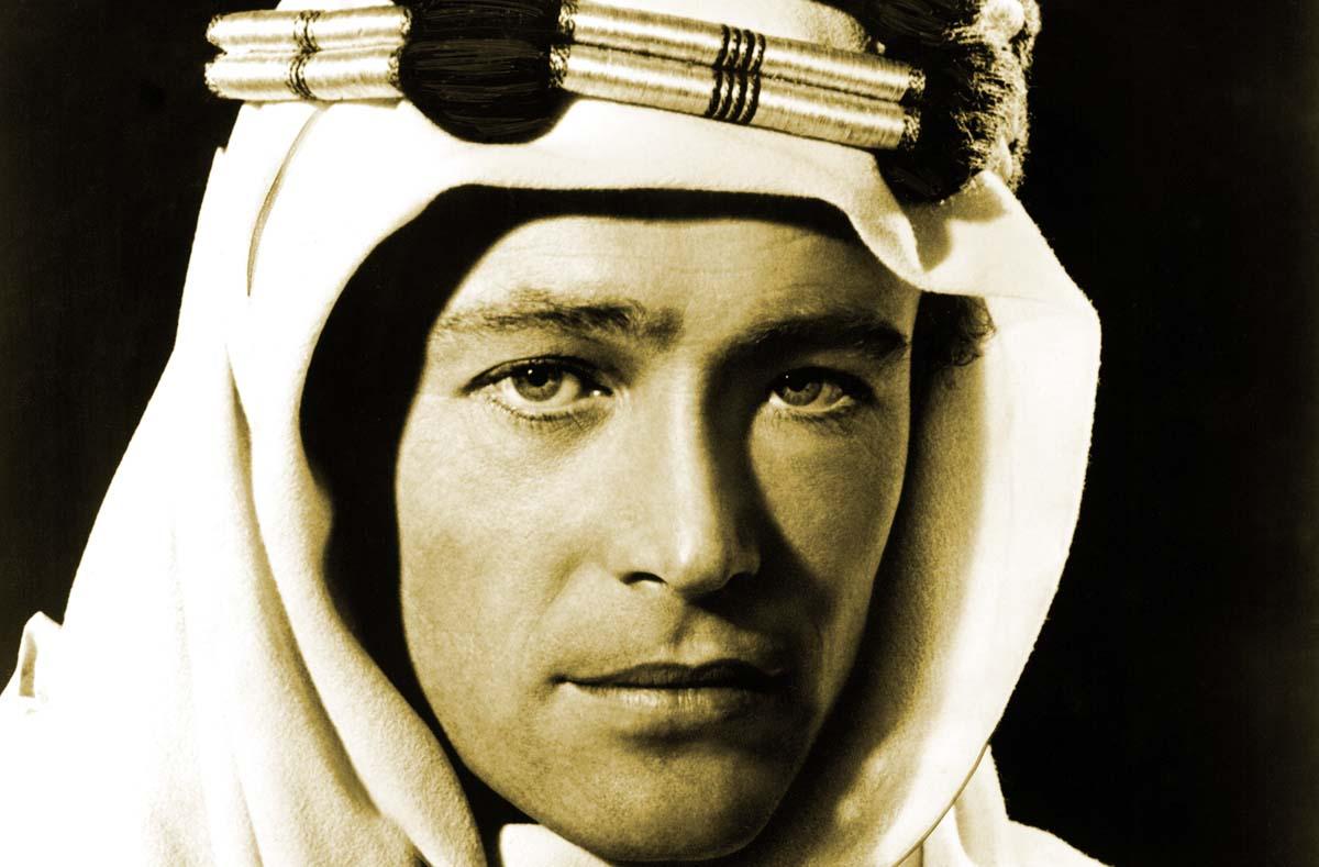 Peter O'Toole Lawrence of Arabia
