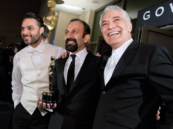 Peyman Moaadi Asghar Farhadi