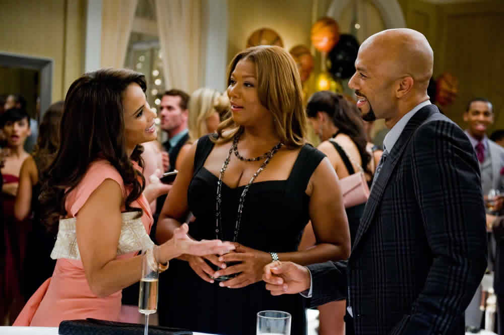 Queen Latifah, Paula Patton, Common, Just Wright