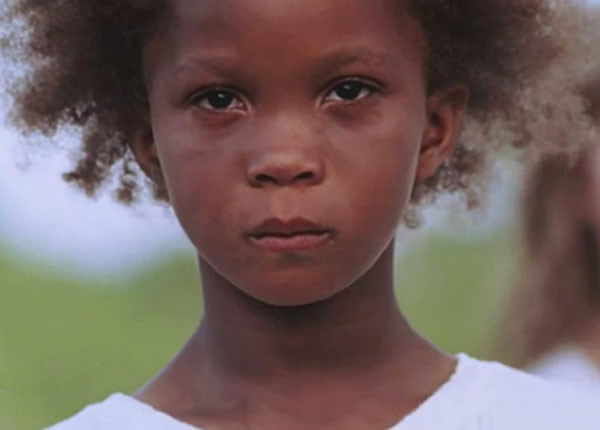 Quvenzhane Wallis Beasts of the Southern Wild