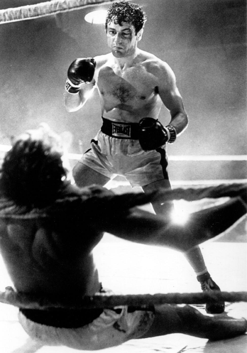 Raging Bull Robert De Niro Jake LaMotta