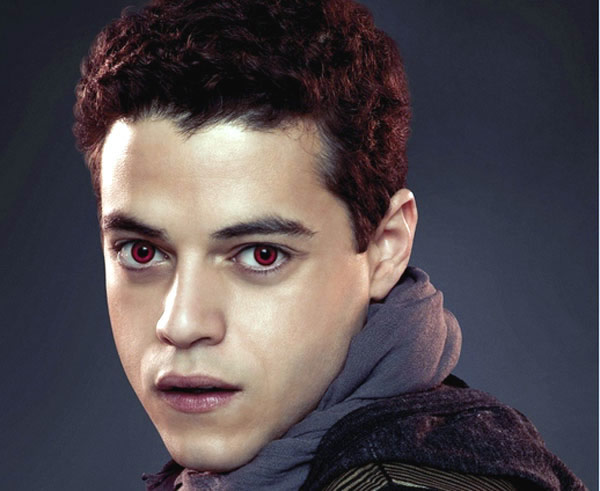 Rami Malek Breaking Dawn - Part 2 poster
