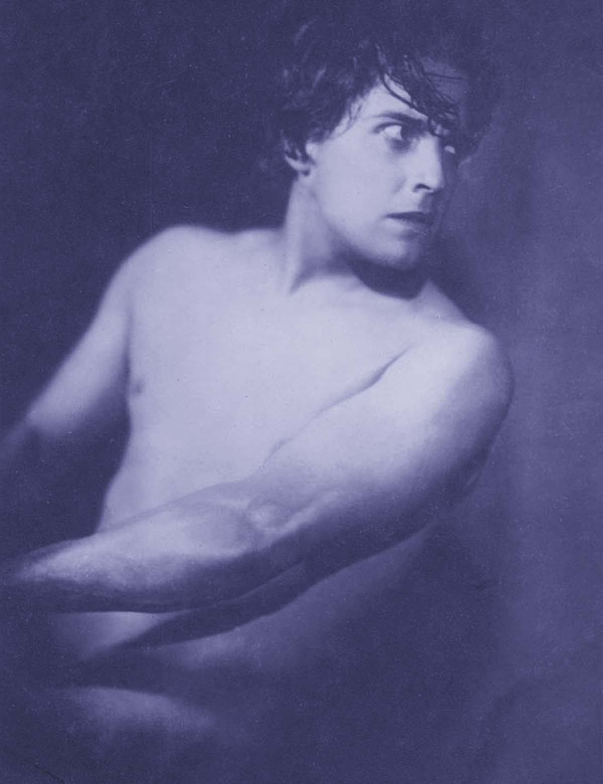 Ramon Novarro naked and famous Ben-Hur