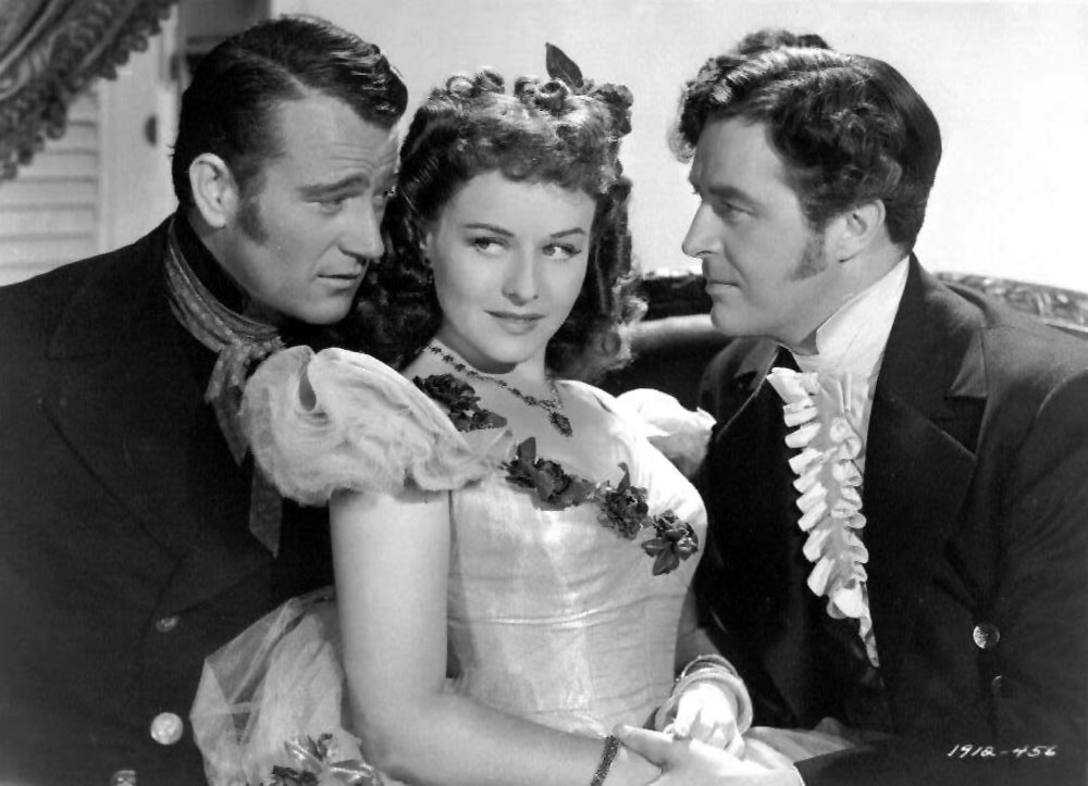 Ray Milland, Paulette Goddard, John Wayne, Reap the Wild Wind