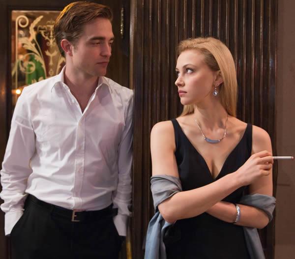 Robert Pattinson Cosmopolis Sarah Gadon