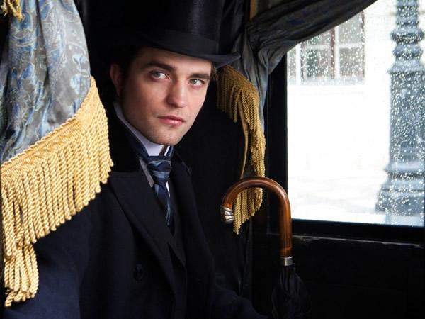 Robert Pattinson handsome Bel Ami