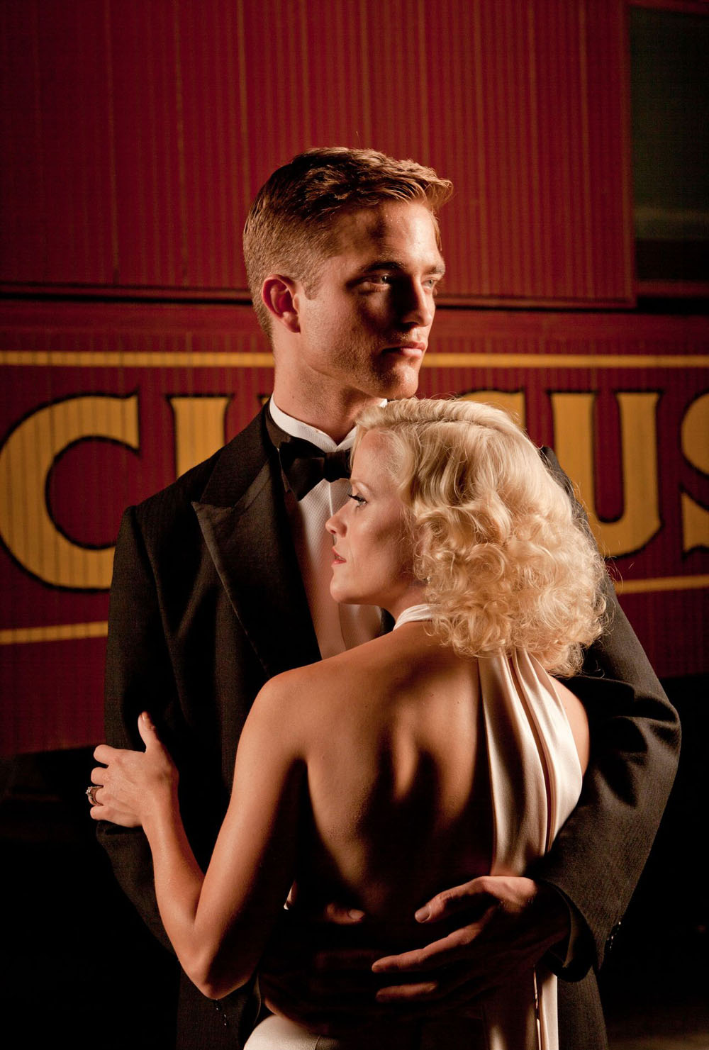 Robert Pattinson, Reese Witherspoon, Water for Elephants
