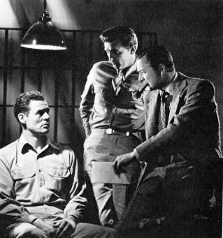 Robert Ryan, Robert Mitchum, Robert Young, Crossfire