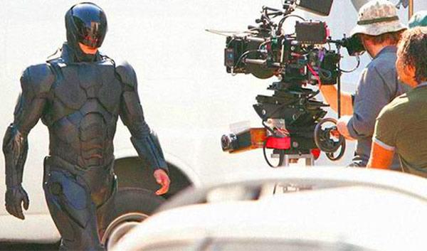 Robocop 2013 suit