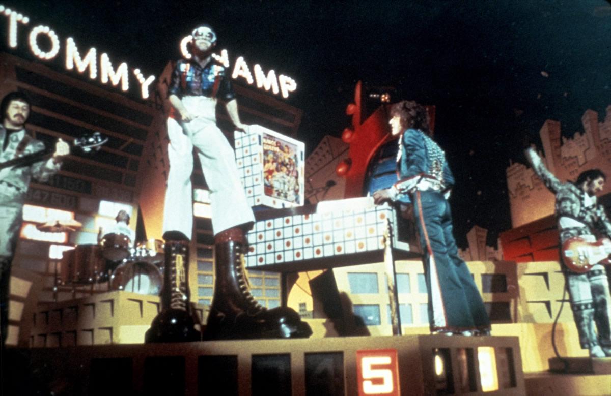 Elton John, Roger Daltrey, Tommy