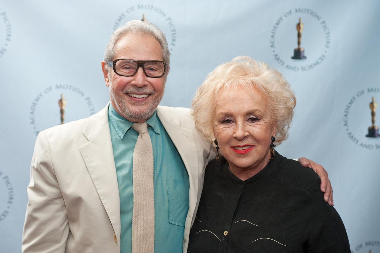 Mark Rydell, Doris Roberts