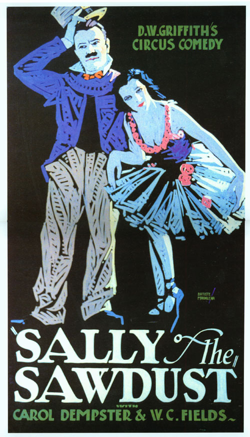 Sally of the Sawdust by D.W. Griffith