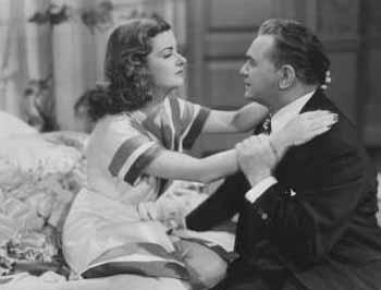 Joan Bennett, Edward G. Robinson in Scarlet Street