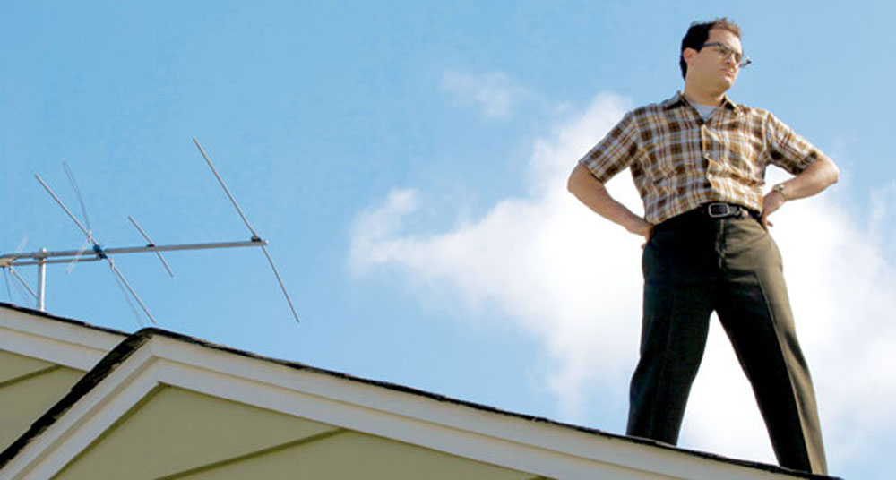 Michael Stuhlbarg in A Serious Man