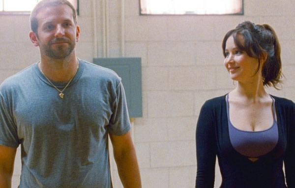 Silver Linings Playbook Bradley Cooper Jennifer Lawrence