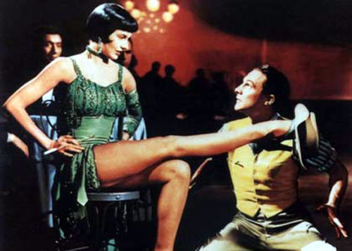 Cyd Charisse, Gene Kelly in Singin' in the Rain