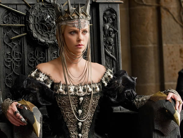 Snow White and the Huntsman Charlize Theron Ravenna