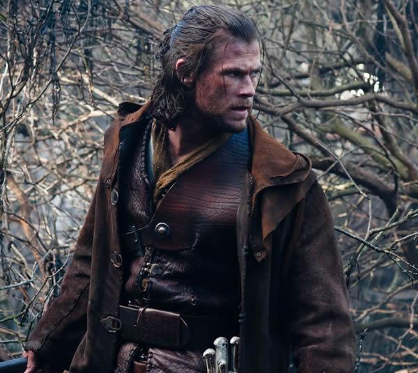 Snow White and the Huntsman Chris Hemsworth