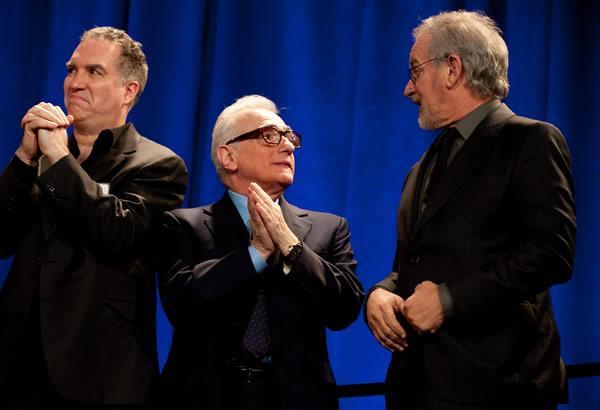 Steven Spielberg Martin Scorsese Jim Taylor