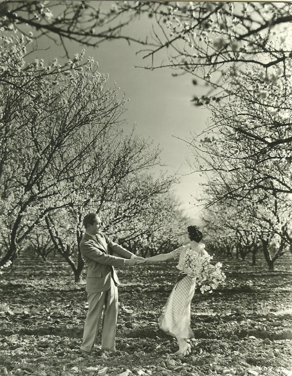 Alexander Kirkland, Norma Shearer in Strange Interlude