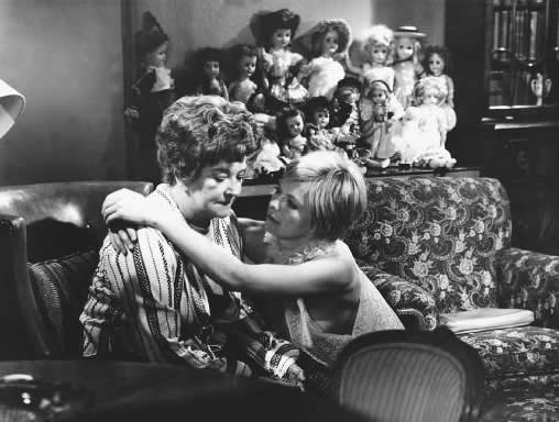 Beryl Reid, Susannah York, The Killing of Sister George