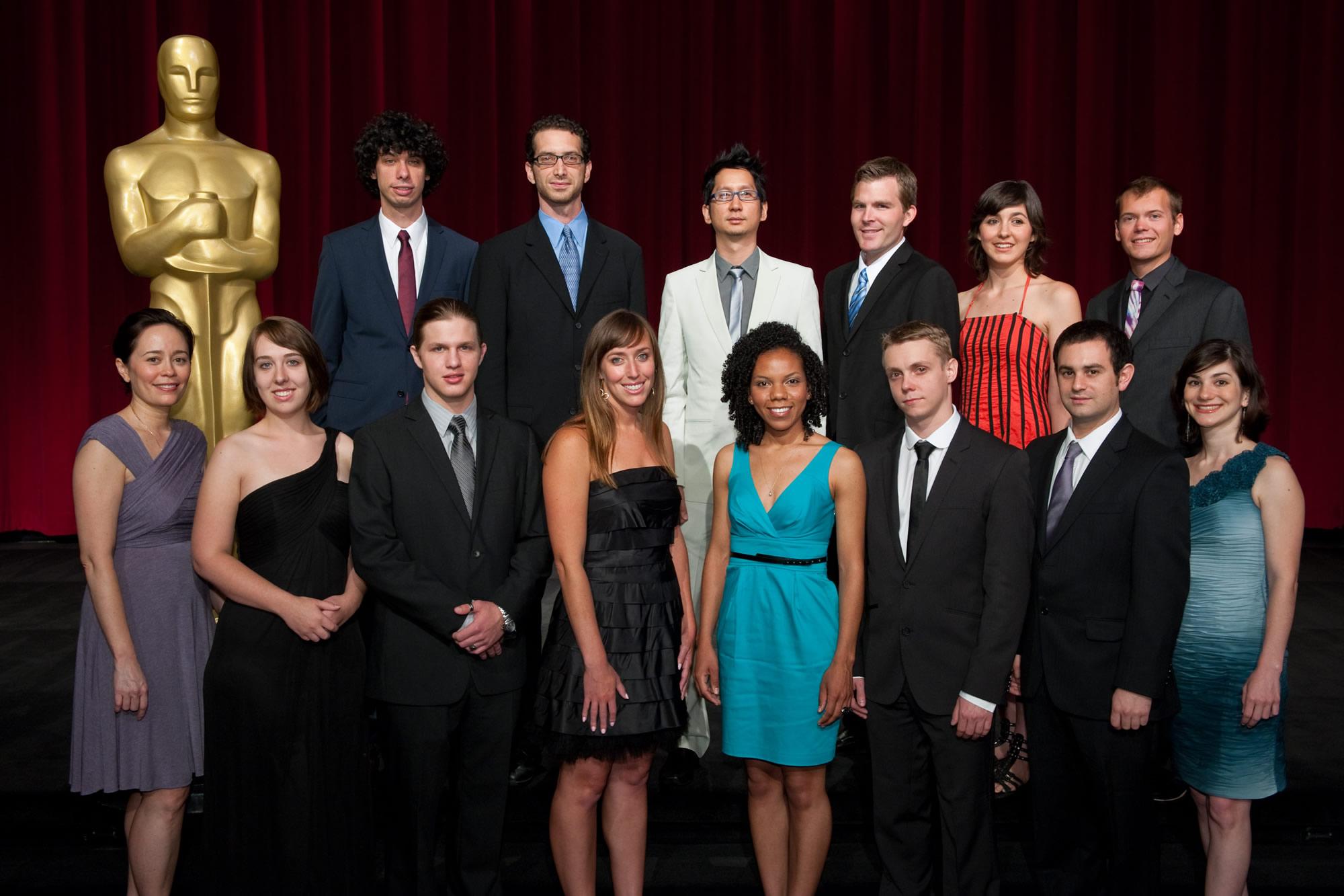Tanel Toom, Luke Matheny, Maria Royo, Student Academy Awards