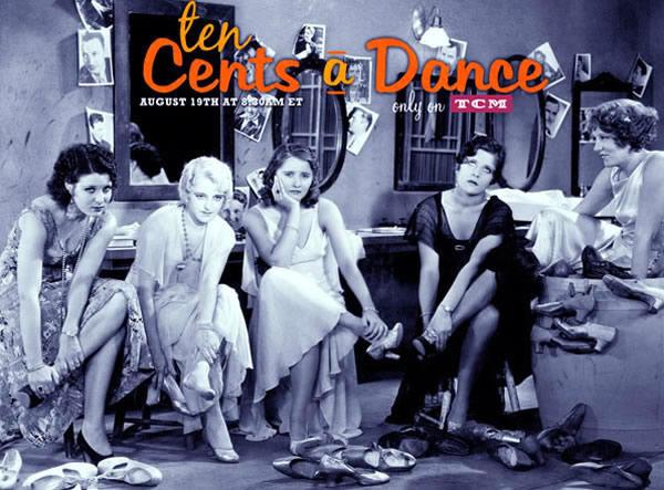Barbara Stanwyck Ten Cents a Dance