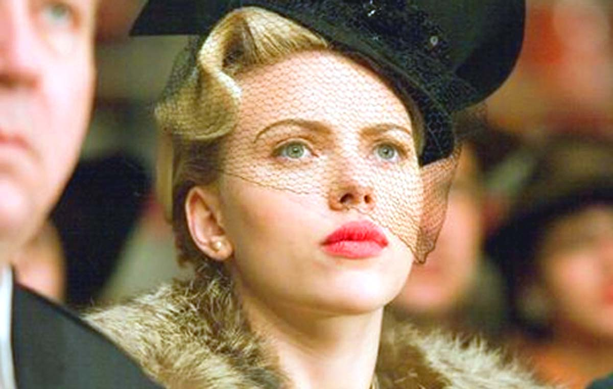 The Black Dahlia story Scarlett Johansson