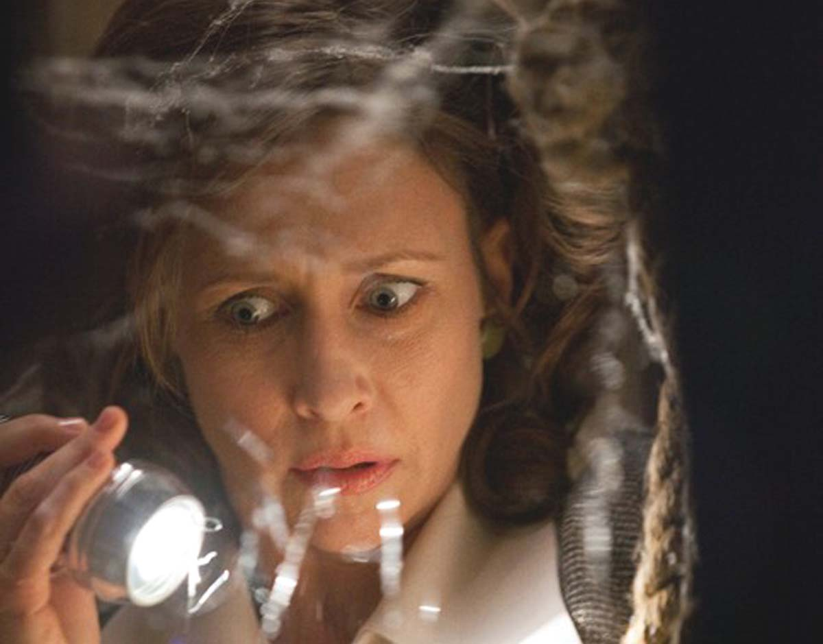 The Conjuring horror movie Vera Farmiga