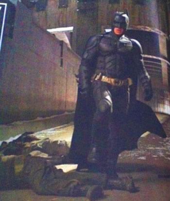 The Dark Knight Rises box office Batman