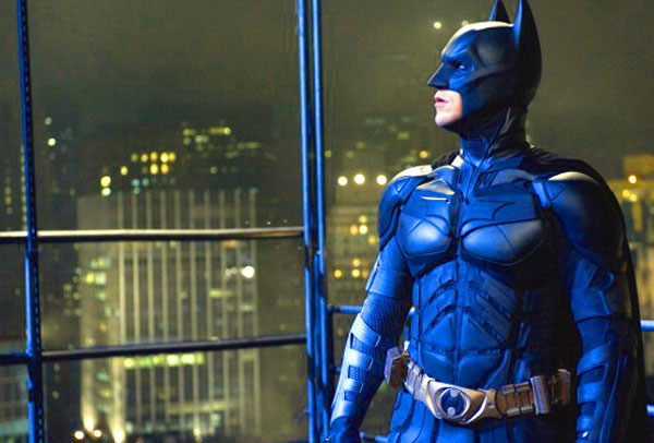 The Dark Knight Rises trailer Batman