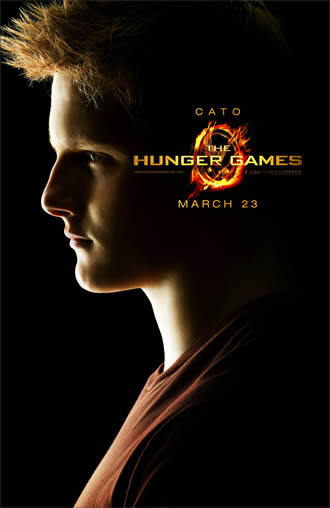 The Hunger Games Cato Alexander Ludwig