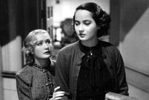 Miriam Hopkins, Merle Oberon in These Three