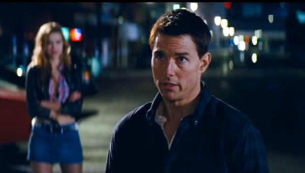 Tom Cruise Jack Reacher movie trailer