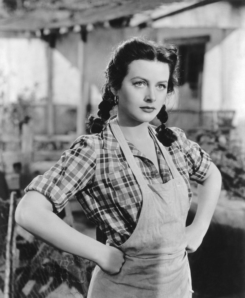 Hedy Lamarr in Tortilla Flat