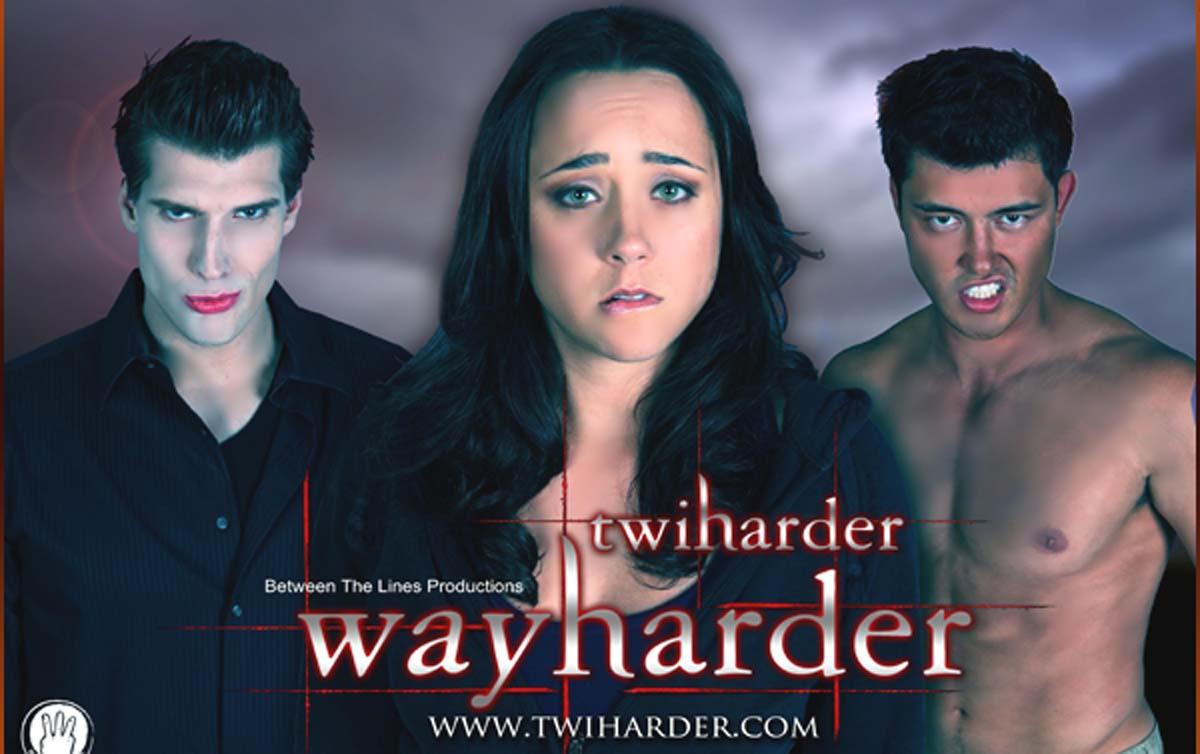 Twilight parody Twiharder John Gearries Christopher Sean