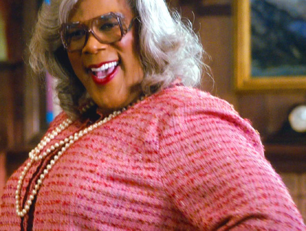 Tyler Perry Madea movie Witness Protection