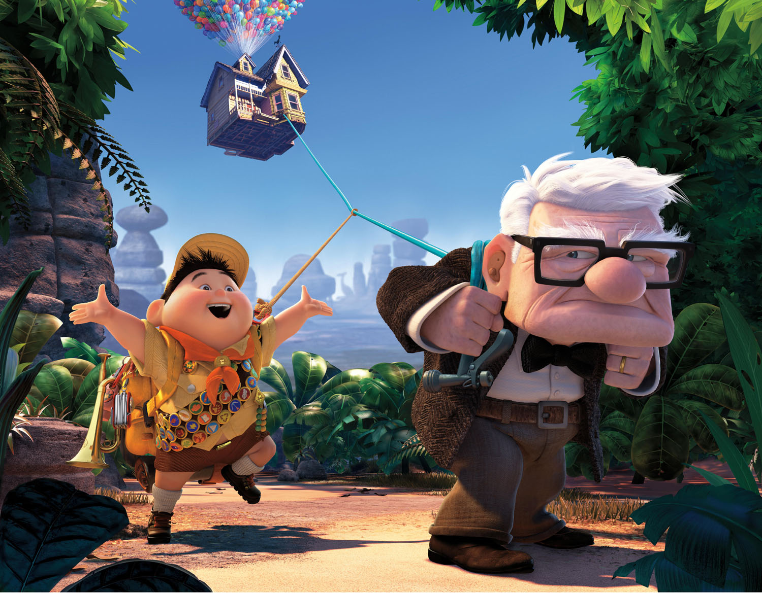 Up by Pete Docter