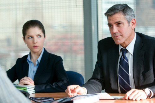 Anna Kendrick, George Clooney in Up in the Air