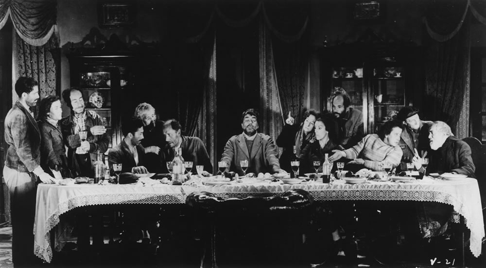 The Last Supper Viridiana Luis Bunuel