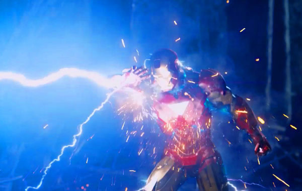 Visual Effects The Avengers Iron Man