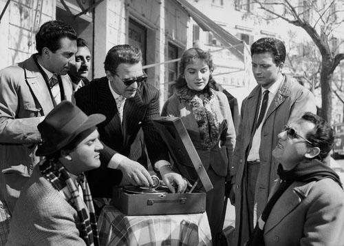 I Vitelloni by Federico Fellini