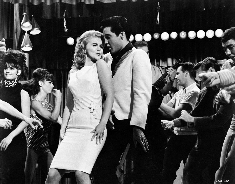 Ann-Margret, Elvis Presley in Viva Las Vegas