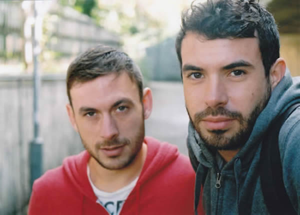 Weekend movie Tom Cullen Chris New