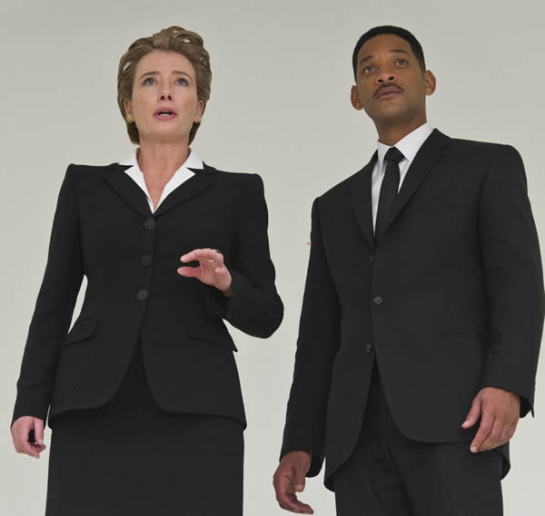 Will Smith Men in Black III MIB 3 Emma Thompson