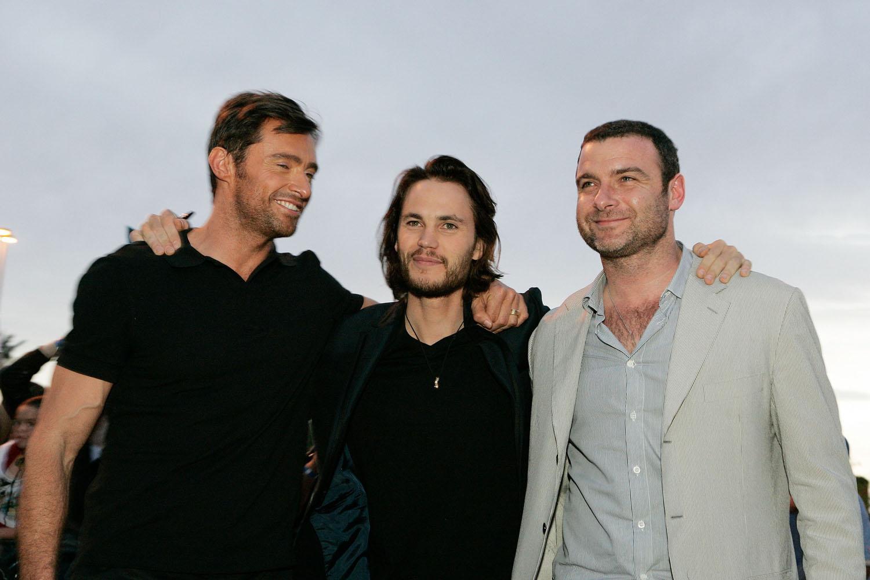 Hugh Jackman, Taylor Kitsch, Liev Schreiber