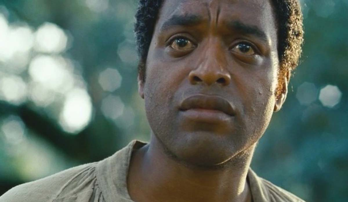 12 Years a Slave movie Chiwetel Ejiofor