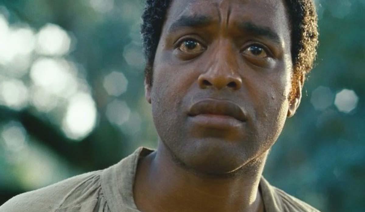 Toronto Film Festival winner 12 Years a Slave Chiwetel Ejiofor