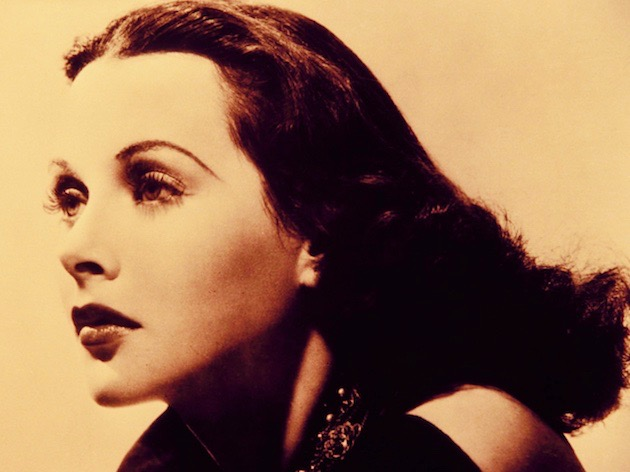 Hedy Lamarr frequency hopping lawsuits: Ex-husband + Blazing Saddles + Corel