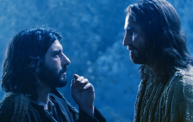 The Passion of the Christ Jesus and Judas: Jim Caviezel + Luca Lionello ASC Awards